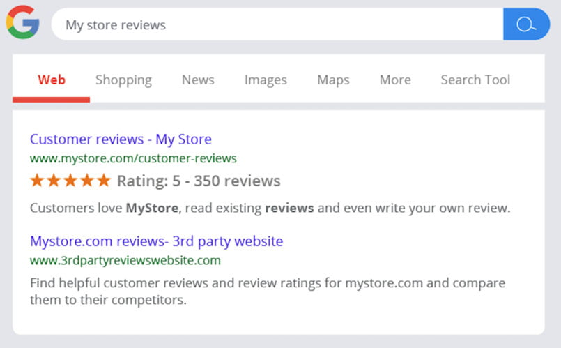 Soon You Will See Third Party Reviews In Google Search 1