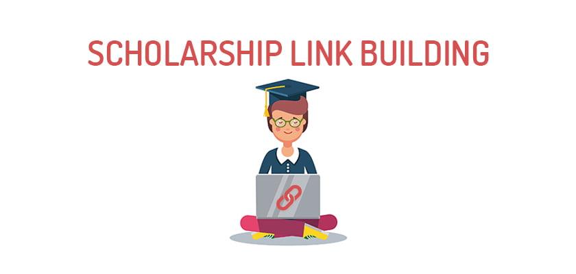 scholarship link building 2020
